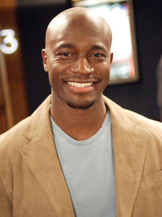 Will freut sich über die Bekanntschaft mit James (Taye Diggs) ... - Bildquelle: Chris Haston NBC Productions