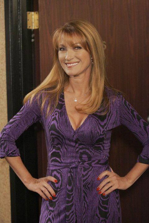 Wirft Barney aus der Bahn: Professorin Lewis (Jane Seymour) ... - Bildquelle: 20th Century Fox International Television