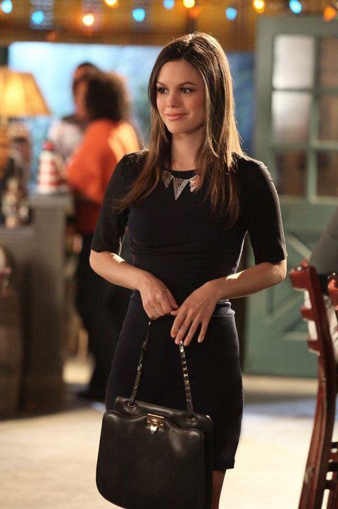 Seit dem sie heimlich mit AnnaBeth befreundet ist, ist Dr. Zoe Hart (Rachel Bilson) wie ausgewechselt ... - Bildquelle: Warner Bros.