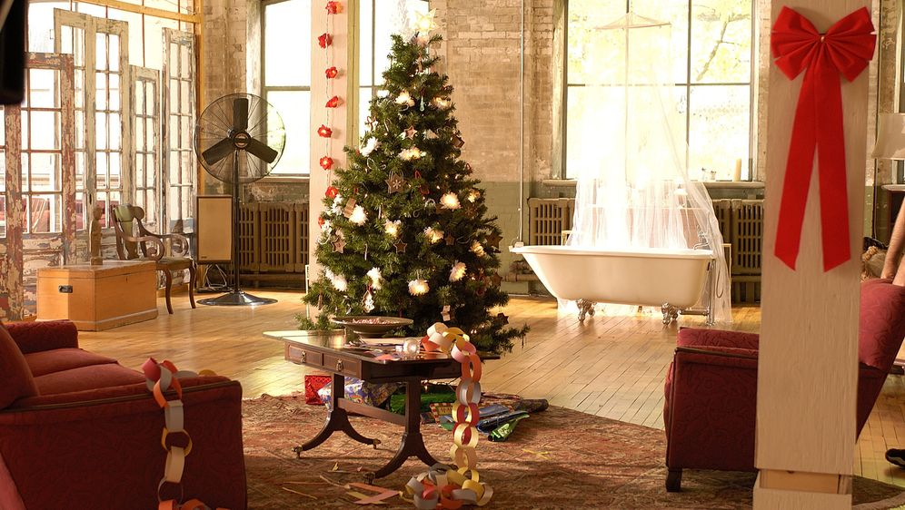 A Very Married Christmas - Liebesgrüße vom Weihnachtsmann - Bildquelle: TM &   2009 CBS Studios Inc. All Rights Reserved.