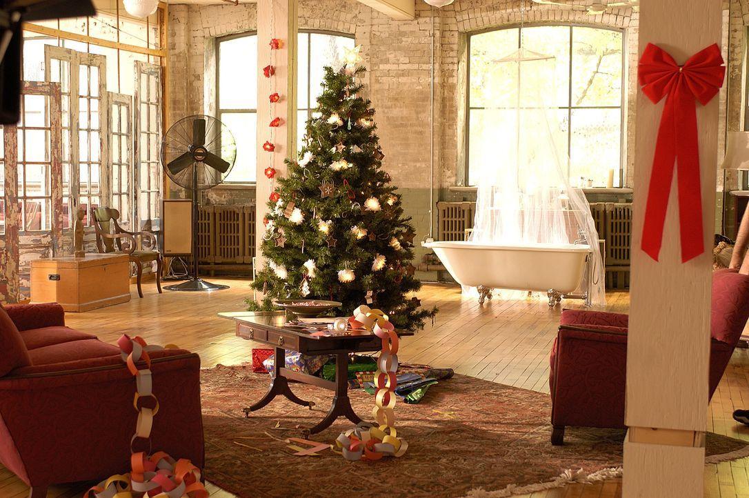 Erst spät erkennt Griffin, dass er zu Weihnachten seiner eigenen Familie das schenken muss, was sie sich am meisten wünscht - das Geschenk der Lie... - Bildquelle: TM &   2009 CBS Studios Inc. All Rights Reserved.