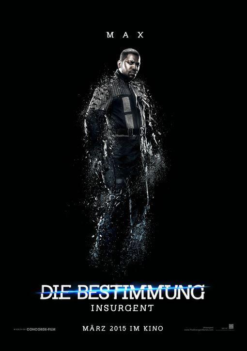 """Mekhi Phifer spielt Max, den ehemaligen Anführer der """"Ferox"""".  - Bildquelle: 2014 Concorde Filmverleih GmbH"""