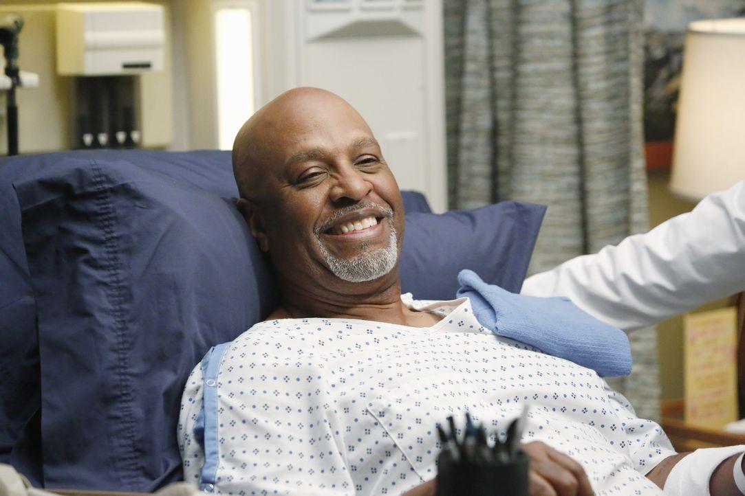 Nach wie vor ist Dr. Webber (James Pickens Jr.) noch nicht richtig gesund. Können seine Kollegen ihm helfen?. - Bildquelle: ABC Studios