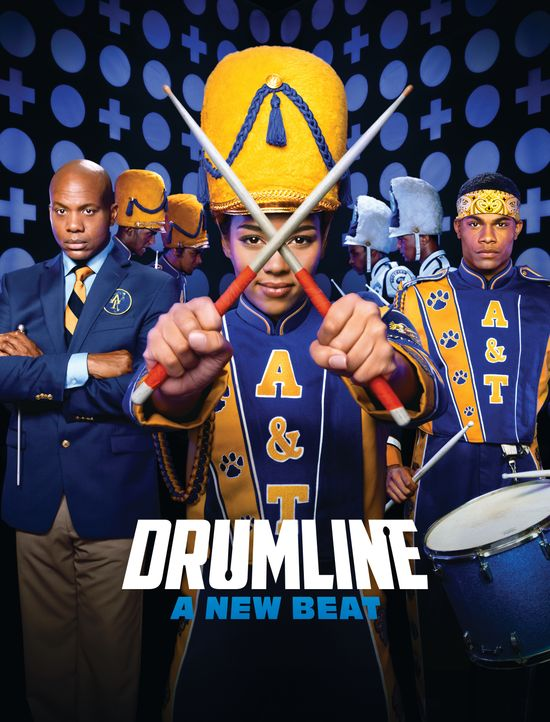 Drumline: A New Beat - Artwork - Bildquelle: 2014 Viacom International Inc. All rights reserved.