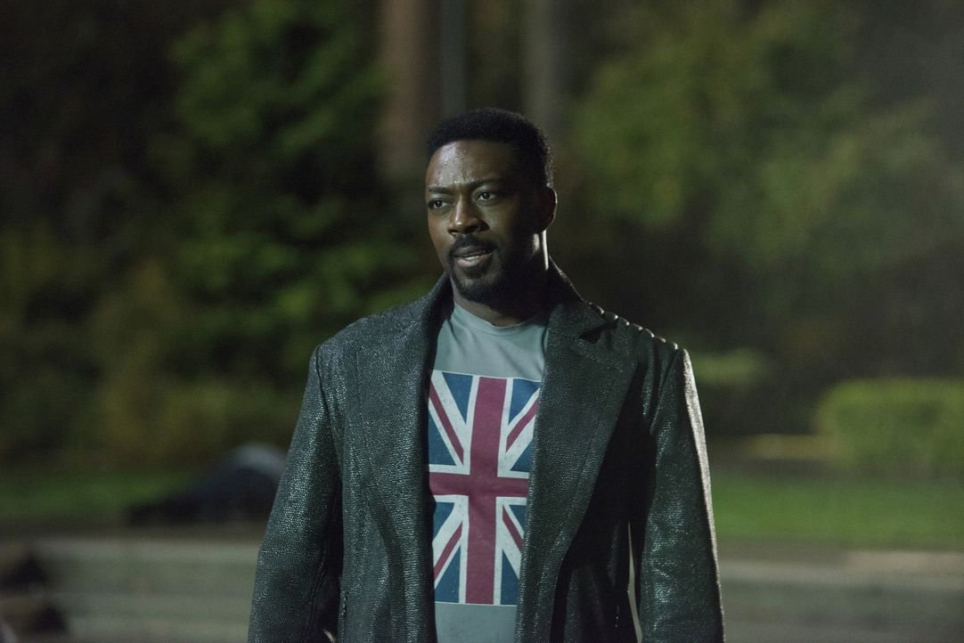Manchester Black (David Ajala) - Bildquelle: Diyah Pera 2018 The CW Network, LLC. All Rights Reserved.