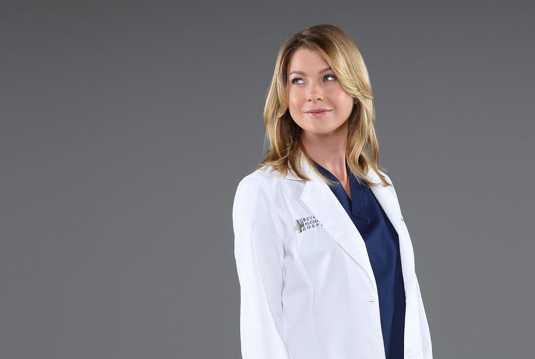 (10. Staffel) - Stets im Einsatz, um Leben zu retten: Meredith (Ellen Pompeo) ... - Bildquelle: ABC Studios
