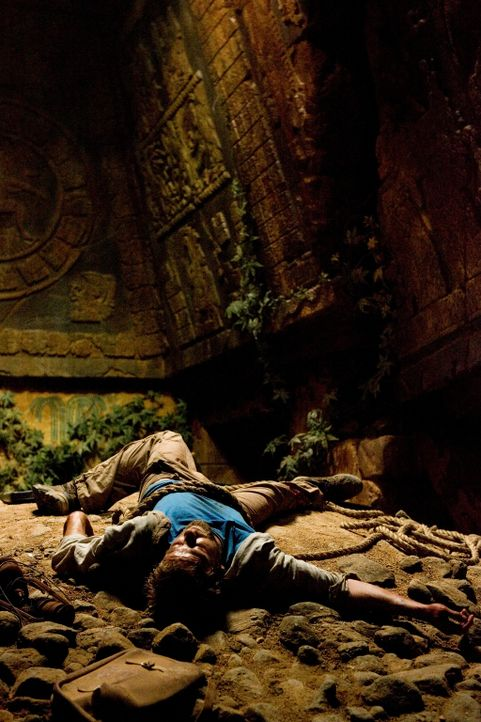 Auf der Suche nach seinem verschollenen Bruder gerät Mathias (Joe Anderson) an das absolut Böse, das seinem Leben ein Ende bereitet ... - Bildquelle: 2008 DreamWorks LLC. All Rights Reserved.l