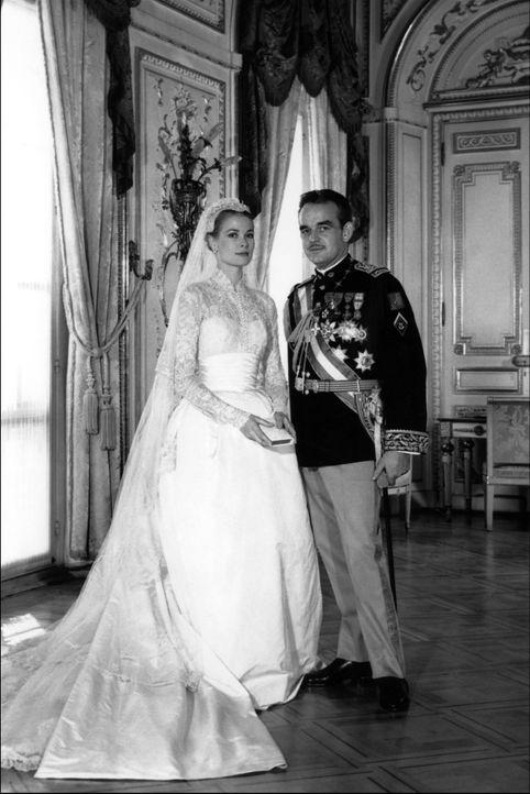 Schauspielerin und Fürstin von Monaco Grace Kelly - Bildquelle: AFP