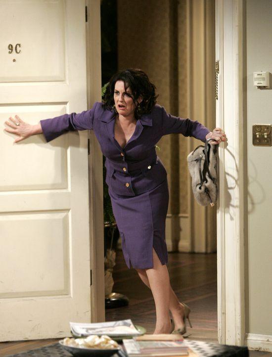 Will glaubt, es sei an der Zeit für Karen (Megan Mullally), sich ein paar Dingen zu stellen und überredet sie, die Mauer Stein für Stein einzureißen... - Bildquelle: NBC Productions