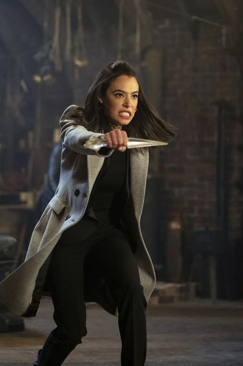 Tessa (Chloe Bridges) - Bildquelle: Colin Bentley 2019 The CW Network, LLC. All rights reserved. / Colin Bentley