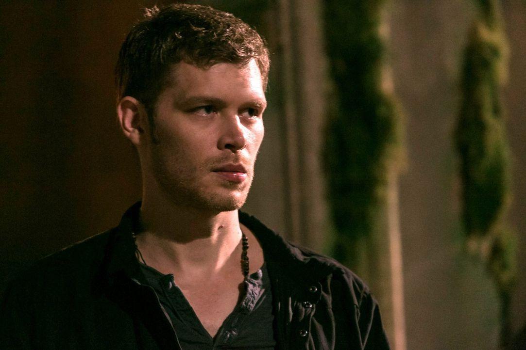 Auf der Suche nach seinem Bruder begegnet Klaus (Joseph Morgan) seiner Mutter, die ihm ein verlockendes Angebot macht ... - Bildquelle: Warner Bros. Television