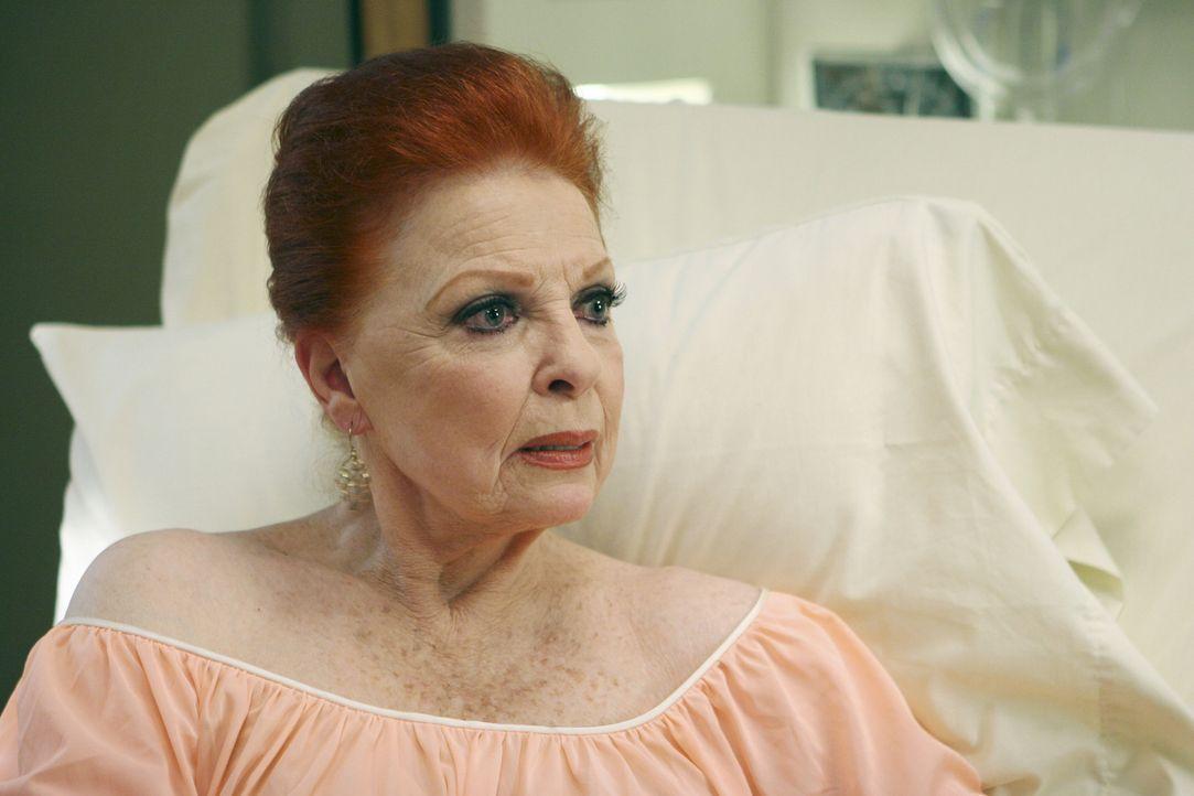 Sophie Larson (Carole Cook), kein einfacher Patient ... - Bildquelle: Touchstone Television