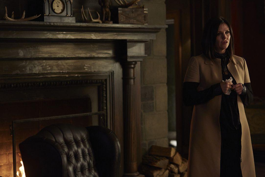 Entschließt sich, bis zum bitteren Ende gegen ihren Sohn zu kämpfen: Ruth (Tammy Isbell) ... - Bildquelle: 2015 She-Wolf Season 2 Productions Inc.