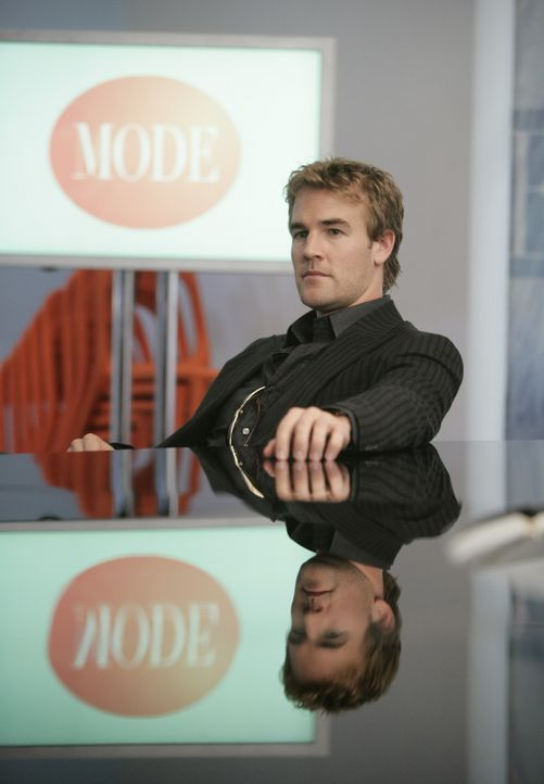 Luke Carnes (James Van Der Beek) unterbreitet einen Plan ... - Bildquelle: Buena Vista International Television