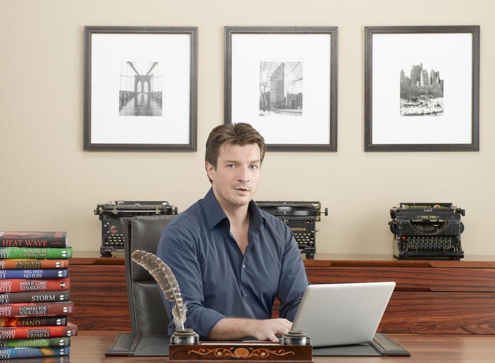 (2. Staffel) - Seine scharfe Zunge und seine spitzen Bemerkungen machen es nicht immer leicht, mit Richard Castle (Nathan Fillion) zusammen zu arbei... - Bildquelle: ABC Studios