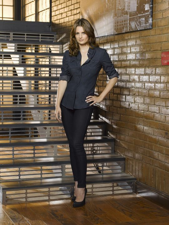 (3. Staffel) - Die erfolgreiche Polizistin Kate Beckett (Stana Katic) ermittelt mit ihrem Team in besonders schwierigen Mordfällen ... - Bildquelle: ABC Studios