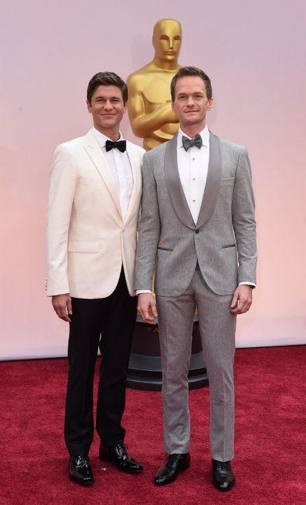 Oscars 2015: Host Neil Patrick Harris - Bildquelle: AFP