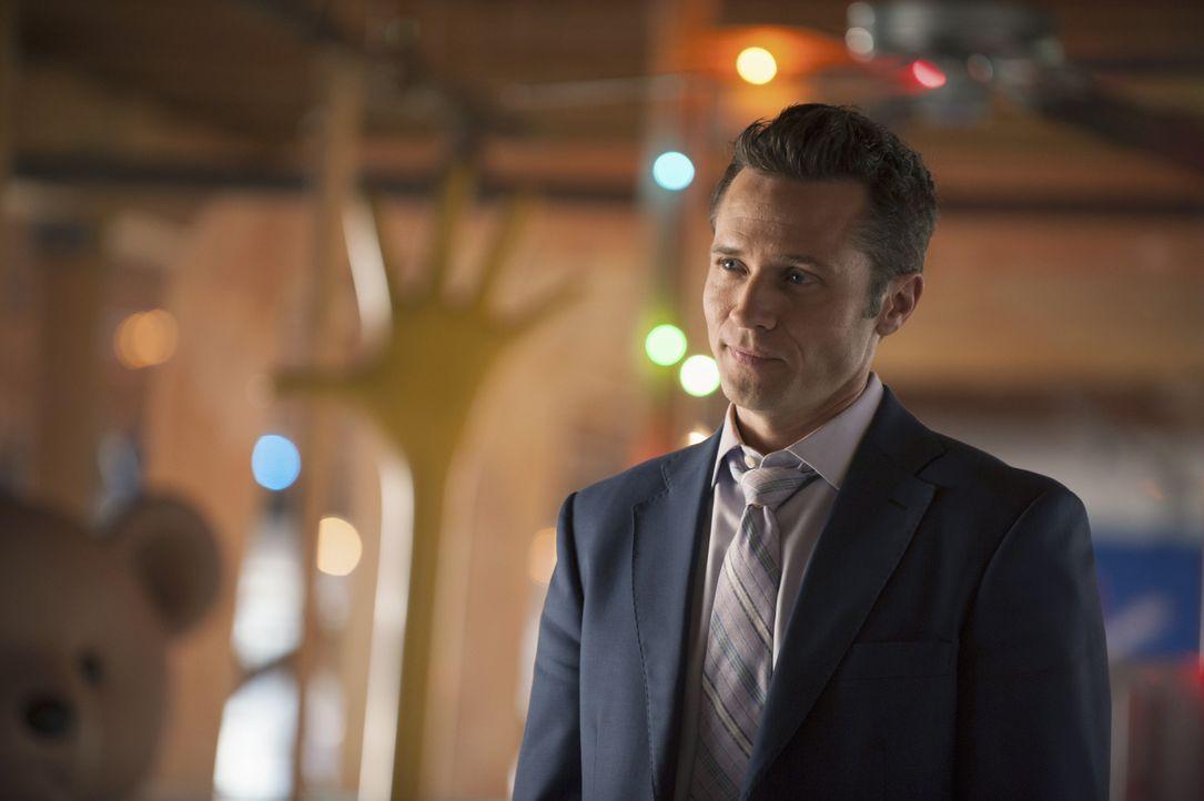 Kevin Ryan (Seamus Dever) möchte genau wie Castle selbst endlich wissen, warum dieser vor Kurzem für geraume Zeit spurlos verschwunden war. Castle k... - Bildquelle: ABC Studios