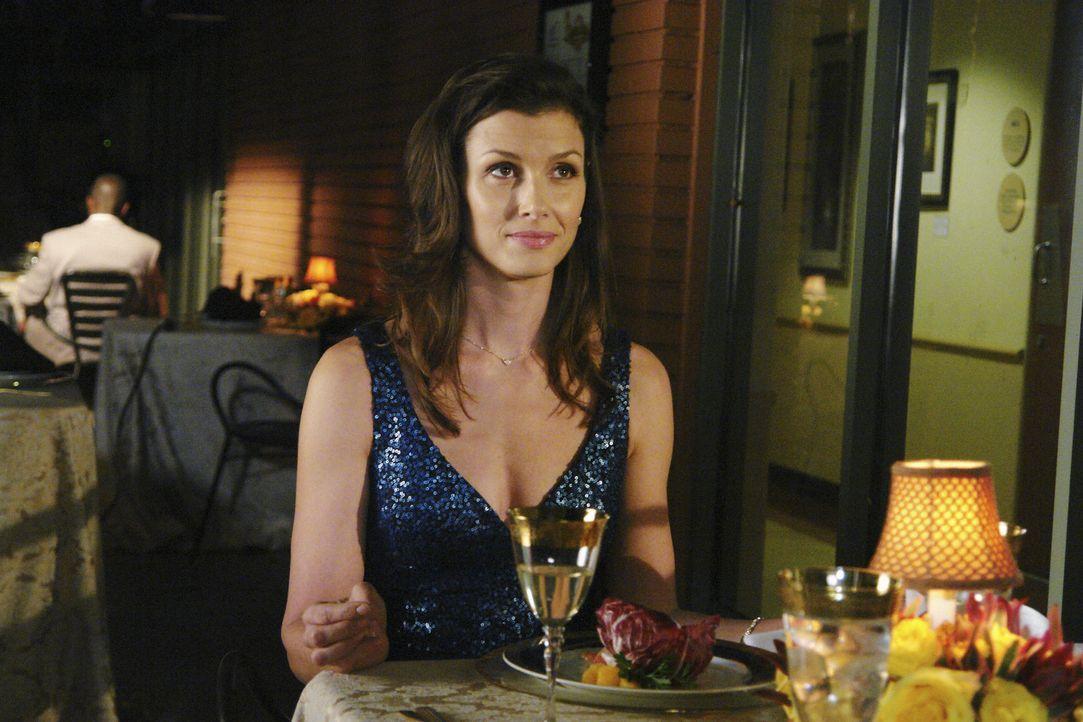 Eli ist in Ashley (Bridget Moynahan) verliebt, doch nach einigen Dates merkt sie, dass sie mit Elis Gabe nicht klarkommt und trennt sich deshalb wie... - Bildquelle: Disney - ABC International Television