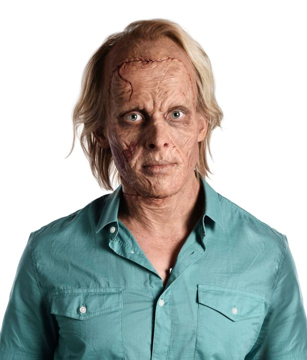 Tobias als Frankenstein  - Bildquelle: Andre Kowalski / sixx
