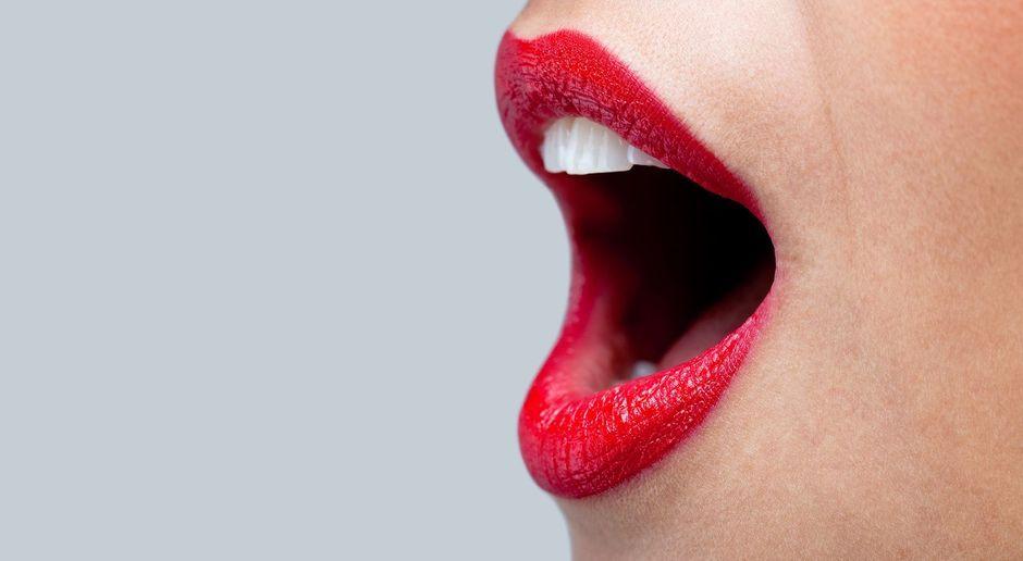 Perfekter Deepthroat Blowjob