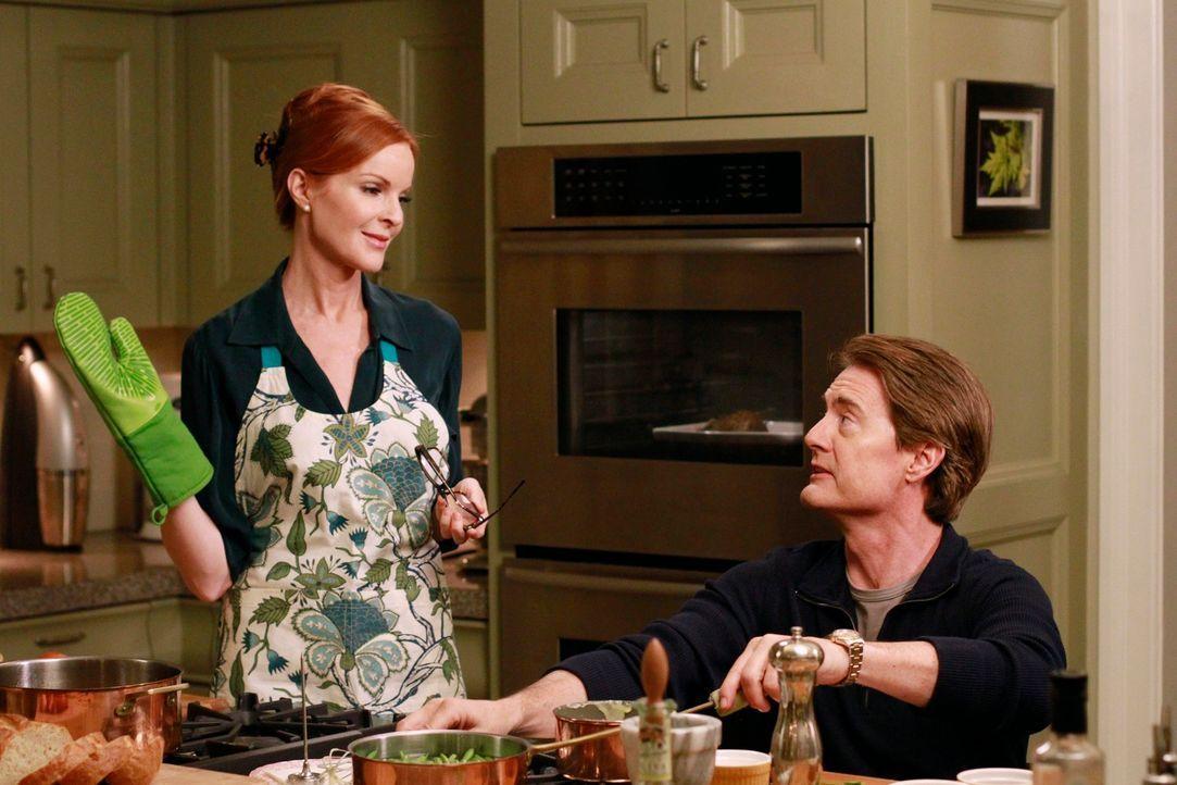 Orson (Kyle MacLachlan, r.) gibt vor, Brees (Marcia Cross, l.) Leben wieder in die richtige Bahn lenken zu wollen ... - Bildquelle: Touchstone Pictures