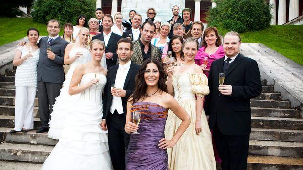 Wild Wedding Ja Ich Will Aber Schrill Ganze Folgen Und Bilder