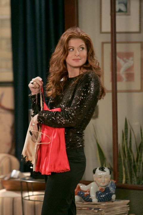 Grace (Debra Messing) kämpft mit ihrem Gewissen: Sie weiß nicht, ob sie dem Werben ihrer verheirateten, alten Jugendliebe nachgeben oder ob sie ihre... - Bildquelle: NBC Productions