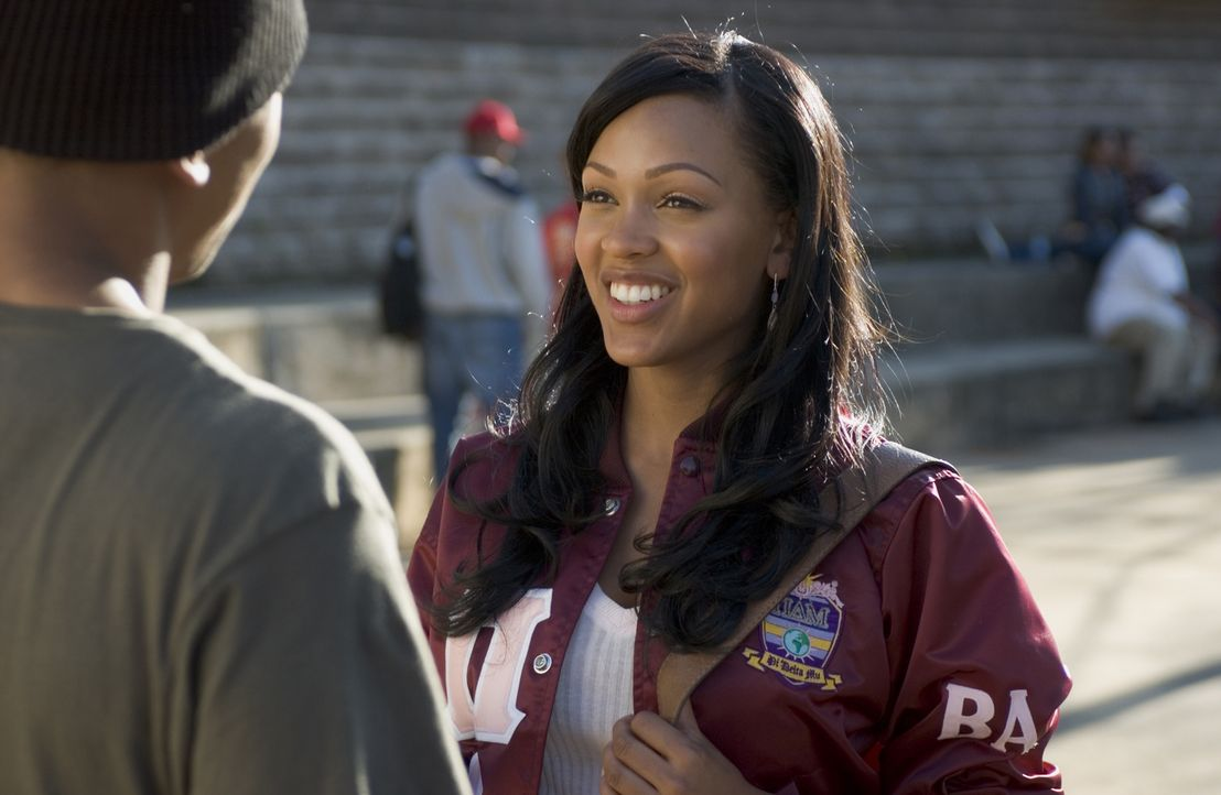 DJs (Columbus Short, l.) Bemühungen, ein guter Student zu werden und April (Meagan Good, r.) für sich zu gewinnen, werden bald in den Hintergrund ge... - Bildquelle: 2007 CPT Holdings, Inc. All Rights Reserved. (Sony Pictures Television International)