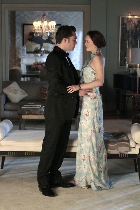 Entscheiden, dass es in ihrem beiderseitigen Interesse ist, wenn sie ihre Vergangenheit hinter sich lassen und ihre rachsüchtigen Spielchen beenden:... - Bildquelle: Warner Bros. Television