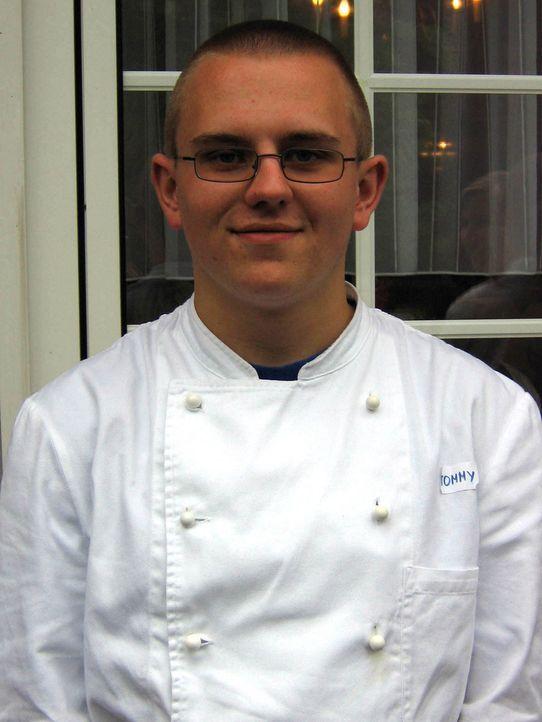 """Tommy (17) will Koch werden. Er ist sozusagen familiär """"vorbelastet"""". Seine Mutter ist Köchin und hat immer einen guten Tipp parat - Bildquelle: ProSieben"""