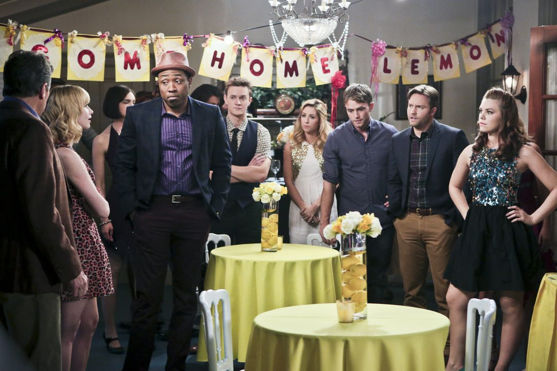 Staffel 3, Folge 14: Willkommen Lemon - Bildquelle: Warner Bros. Entertainment Inc.