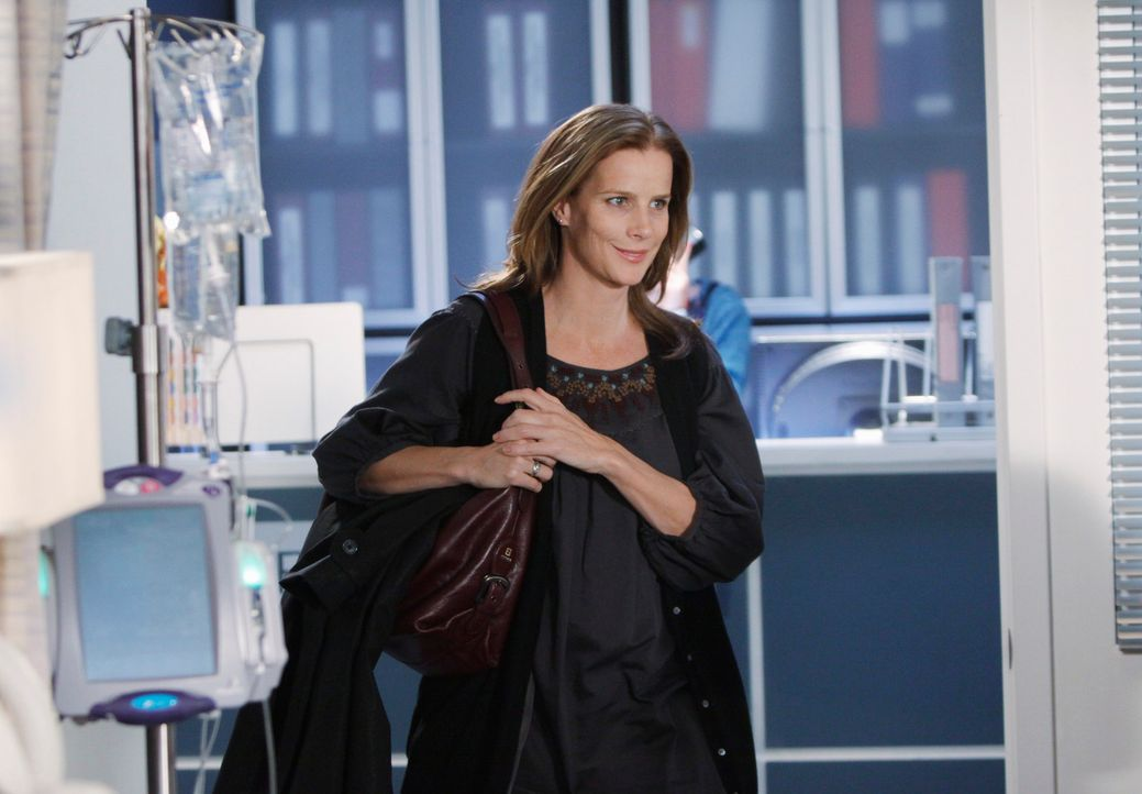Auch wenn es ihr schwerfällt, Sarah (Rachel Griffiths) versucht immer positiv zu denken und der schwerkranken Kitty Mut zu machen ... - Bildquelle: 2009 American Broadcasting Companies, Inc. All rights reserved.