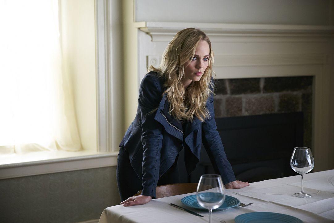 Während Jeremy sich auf der Jagd nach Roman befindet, macht er Elena (Laura Vandervoort) zur Anführerin des Rudels. Ist sie der Aufgabe wirklich gew... - Bildquelle: 2016 She-Wolf Season 3 Productions Inc.