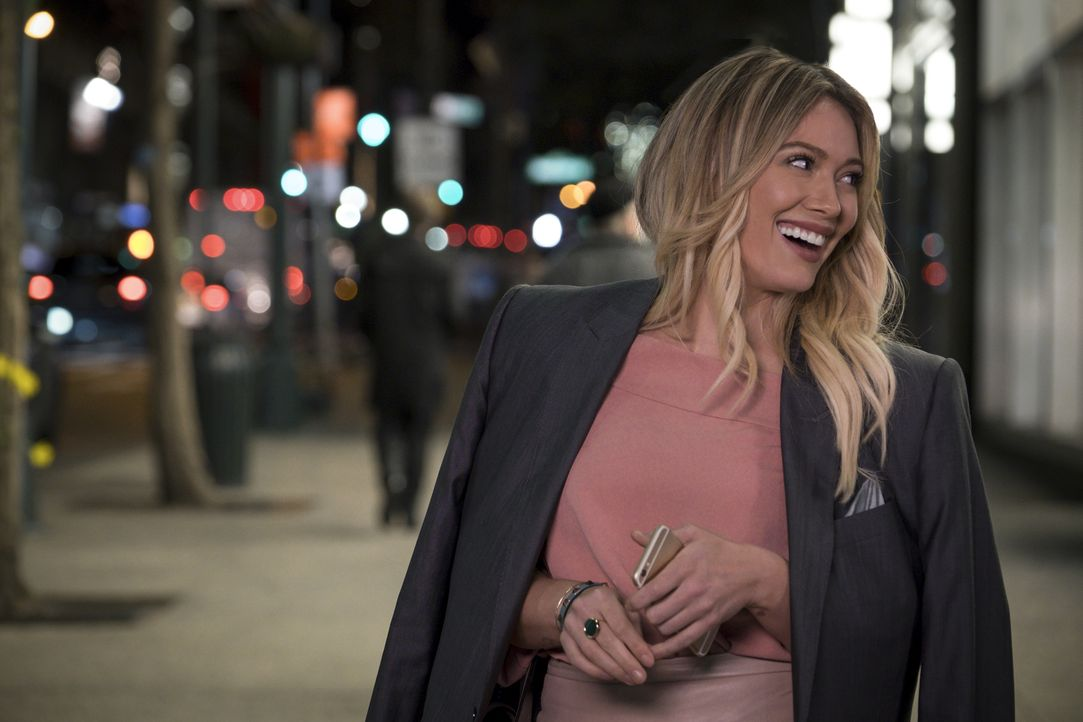 Kelsey Peters (Hilary Duff) - Bildquelle: Hudson Street Productions Inc 2017