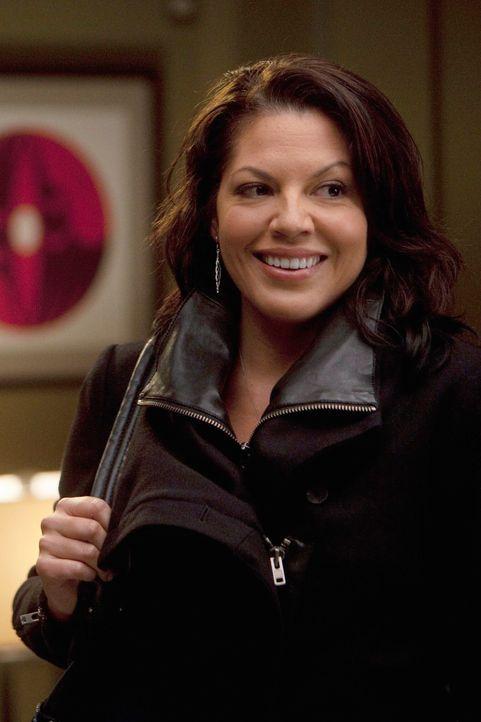 Gute Miene zu bösem Spiel: Callie (Sara Ramirez) hat eigentlich keine Lust auf den geplanten Frauenabend ... - Bildquelle: Touchstone Television