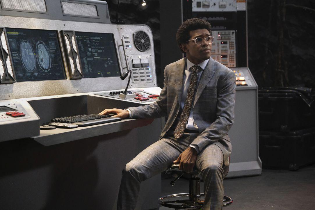 Luke Fox (Camrus Johnson) - Bildquelle: 2020 The CW Network, LLC. All rights reserved.