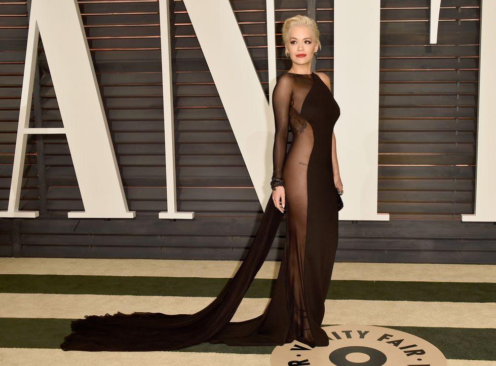 Rita Ora - Bildquelle: AFP