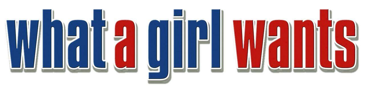 Logo - Was Mädchen wollen - Bildquelle: Warner Bros.
