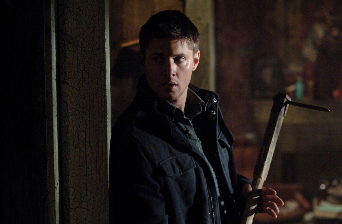 Macht sich auf die Suche nach seinem Bruder, der plötzlich verschwunden ist: Dean (Jensen Ackles) ... - Bildquelle: Warner Bros. Television