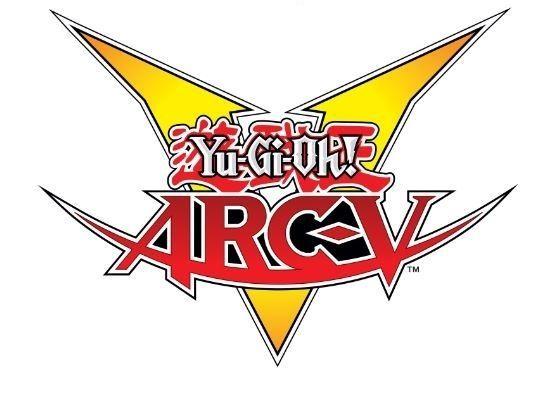 YU-GI-OH! ARC V - Logo - Bildquelle: 1996 Kazuki Takahashi ©2014 NAS - TV TOKYO