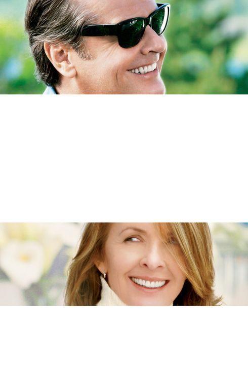 Was das Herz begehrt: Harry Langer (Jack Nicholson, oben) und Erica Barry (Diane Keaton, unten) ... - Bildquelle: Warner Bros. Pictures