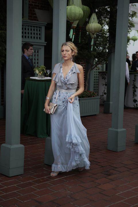 Serena van der Woodsen in Staffel 6 Gossip Girrl - Bildquelle: Warner Bros. Television