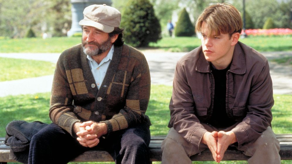 Good Will Hunting - Bildquelle: Paramount Pictures and Miramax. All Rights Reserved.