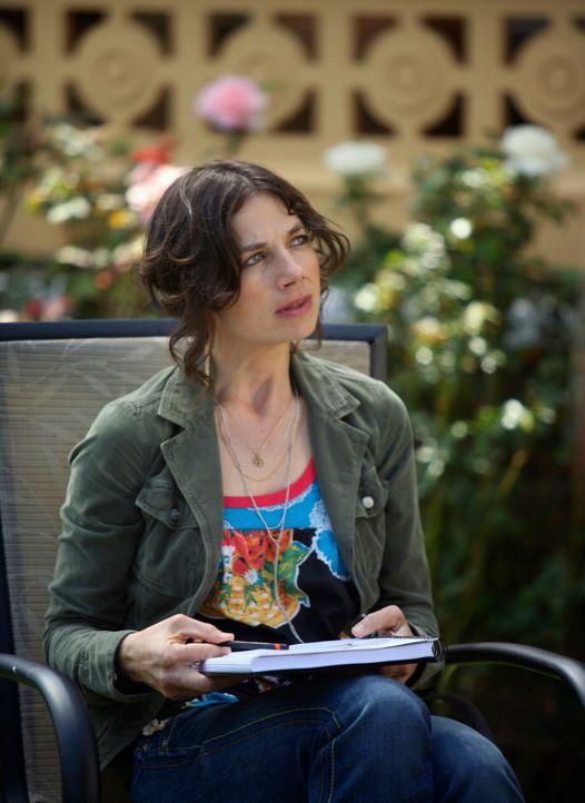 Gabrielles Plan geht nach hinten los: Ellie (Justine Bateman) ist entsetzt, als sie erfährt, dass Gabrielle in ihr eine Hure sieht ... - Bildquelle: ABC Studios
