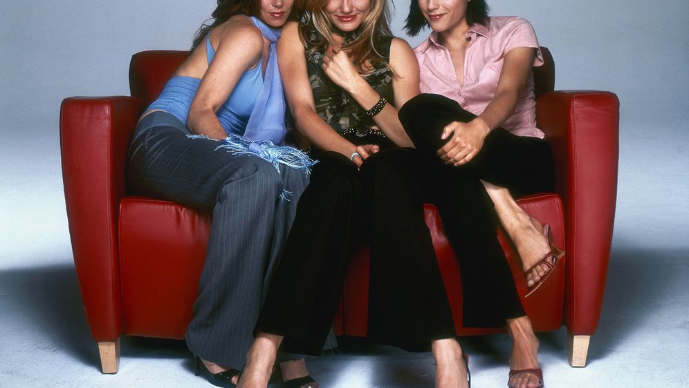 Super süß und super sexy - Bildquelle: 2003 Sony Pictures Television International