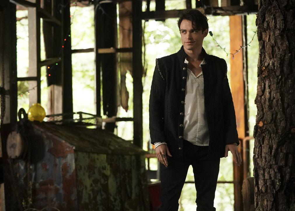 Sebastian (Thomas Doherty) - Bildquelle: Quantrell Colbert 2020 Warner Bros Entertainment Inc. All rights reserved. / Quantrell Colbert
