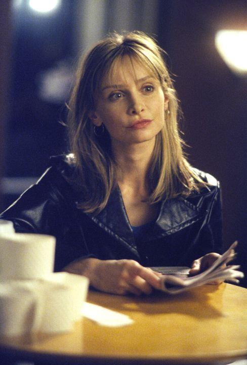 Nie und nimmer würde Ally (Calista Flockhart) mit Männern ausgehen, die nur Hausmeister oder Kaffeeverkäufer sind, doch ausgerechnet so ein Mann möc... - Bildquelle: 2000 Twentieth Century Fox Film Corporation. All rights reserved.