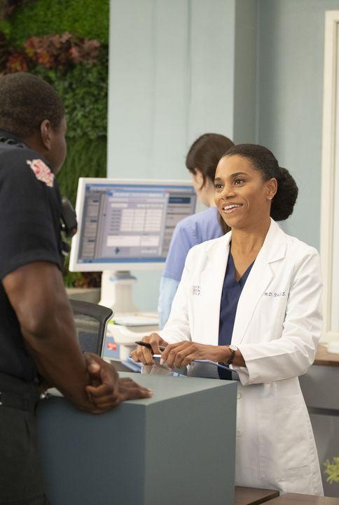Dr. Maggie Pierce (Kelly McCreary) - Bildquelle: Rick Rowell ABC Studios / Rick Rowell