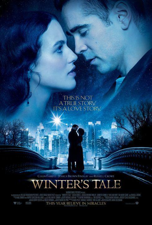 Winter's Tale  - Plakatmotiv - Bildquelle: Warner Brothers